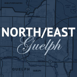 Guelph Neighbourhood – North/East Guelph