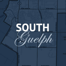 Guelph Neighbourhoods - South Guelph